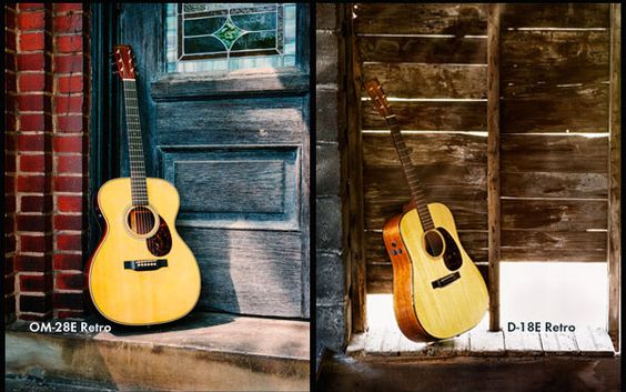 New Retro Series C.F. Martin & Co.       My current guitar is one of these baby's! It has hands down the best sound of any acoustic I have ever played!!