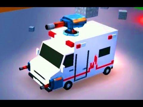 Dead Trip Shooter Car Game Gameplay Cartoon For Kids Cartoon