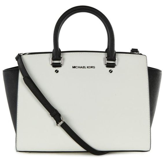 Black And White Purse - results from brands Trademark, Graphics and More, Michael Kors, products like Dooney & Bourke Chicago White Sox Women's Black Team Color Nylon Crossbody Purse, Spectrum Diversified Virgo Over the Door 3-Hook Purse Organizer, Hadaki The Clutch - Clutch.