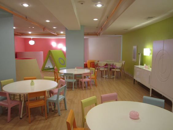 Feelgood Designs And PLAY Furniture At Bambini Creativi Pre School Kansas City In Missouri