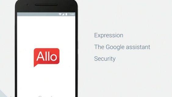 Google'dan Yeni Mesajlaşma Uygulaması: Allo
