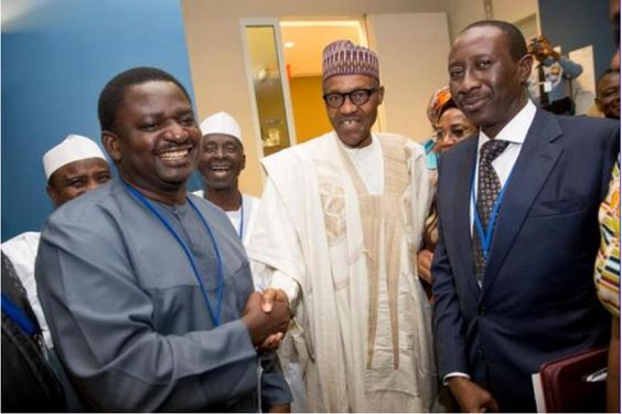 President Buhari after addressing the UN General Assembly - http://www.nollywoodfreaks.com/president-buhari-after-addressing-the-un-general-assembly/
