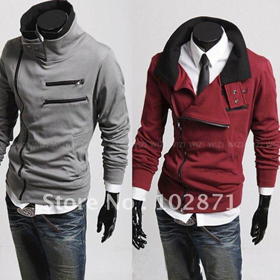 MUST HAVE 3 Fashion Autumn winter New Korean men's sweater Long ...