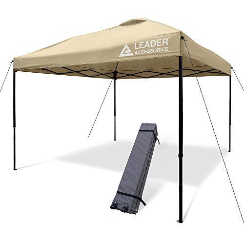 Cheap Leader Accessories 10 X 10 Ft Instant Canopy Pop Up Canopy