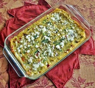 Acorn Squash & Feta Casserole i used precut packaged chunk squash, 1lb italian sausage remove skin, and one onion, garlic clove, salt n pepper , cook in Sauce pan , put squash, onion and garlic , Sausage in casserole dish, feta on top, cover with tin foil bake 350 4 45 minutes