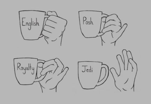 How do you drink your tea
