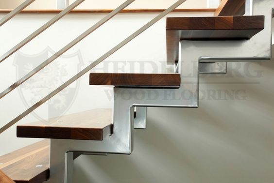 Best A Beautiful Side Shot Of Our Marbled Walnut Stairs 400 x 300