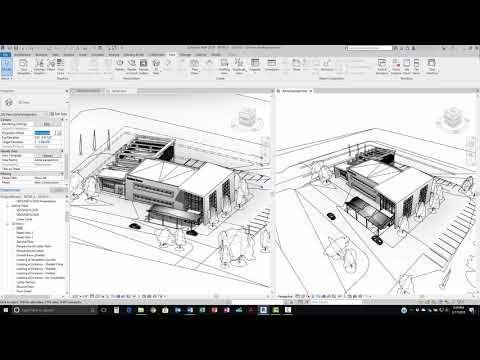 Youtube View Projection Modes Revit Architecture Revit Tutorial Architectural Section