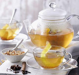 Früchte-Chai Tee