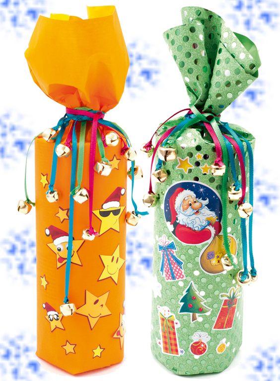 Hier finden Sie eine tolle Idee, wie Sie Geschenke für Kinder kreativ und kindgerecht verpacken können.
