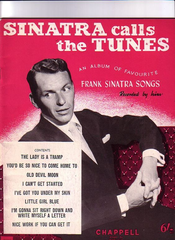 frank sinatra the voice of american music Village voice, may 26, 1998, 53  if you're new to sinatra's music and/or you think sinatra and schlock are the same  check out frank sinatra: the capitol years.