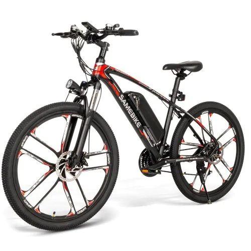 Samebike My Sm26 Black Eu Plug Electric Bikes Sale Price