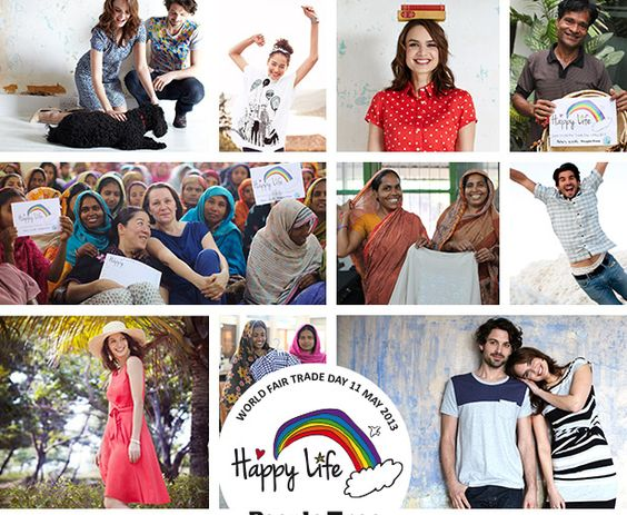 World Fair Trade Day - People Tree