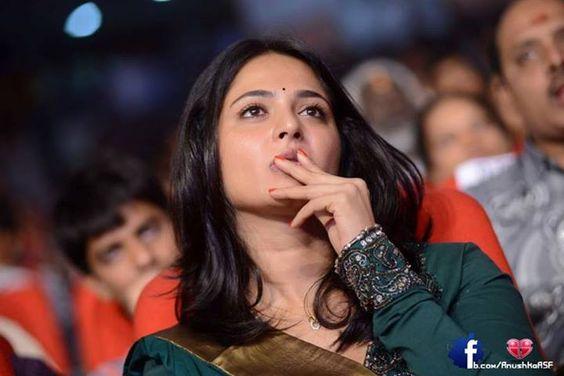 Anushka Shetty in Singam 2 Audio Launch