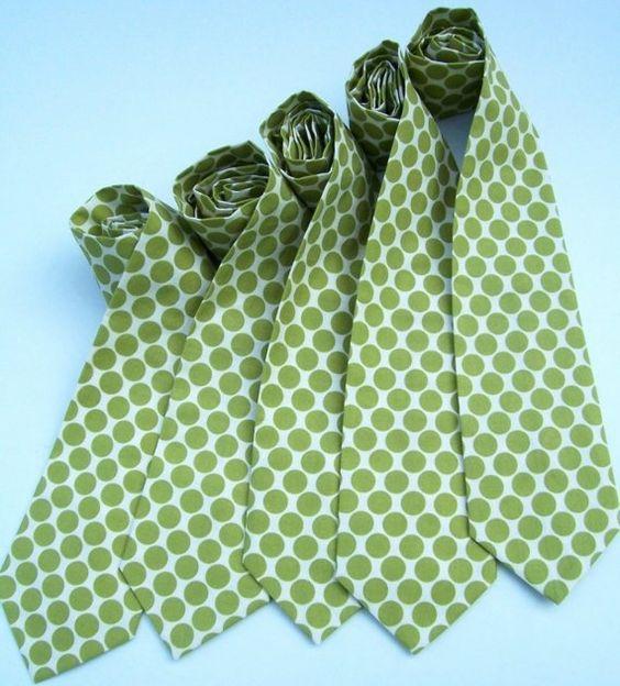 Super fun custom ties and bowties