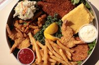 Fried Seafood Platter