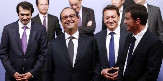 """France. Manuel Valls refuse d'être dans  """" la synthèse """" et assure qu'il a """" gagné la bataille des idées """" au PS. Lundi 27 octobre 2014"""
