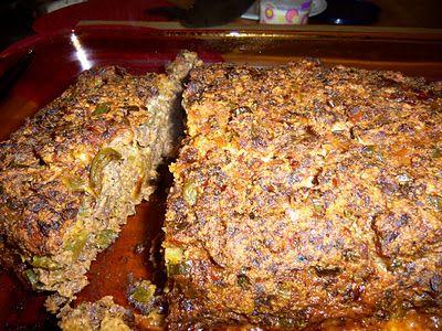 Meatloaf ingredients, Best meatloaf and Meatloaf recipes on Pinterest