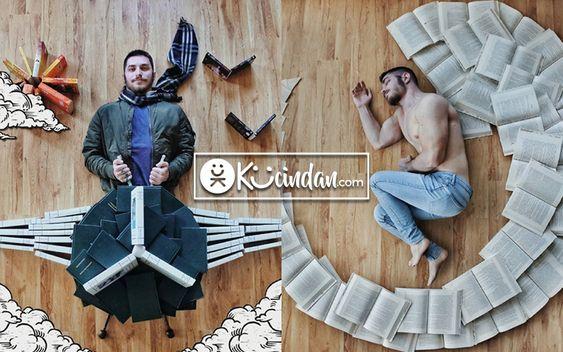 kreatifitas tanpa batas dengan buku