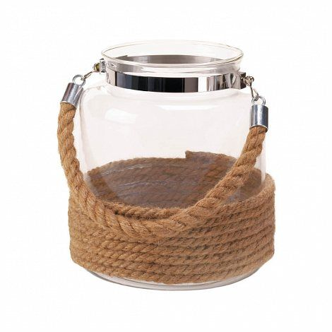 Dockside Large Candle Lantern