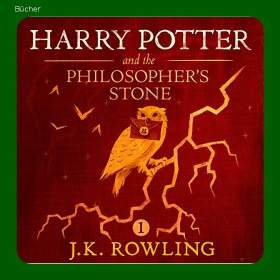 Harry Potter And The Philosopher S Stone Book 1 In 2020 Horbuch Harry Potter Bucher