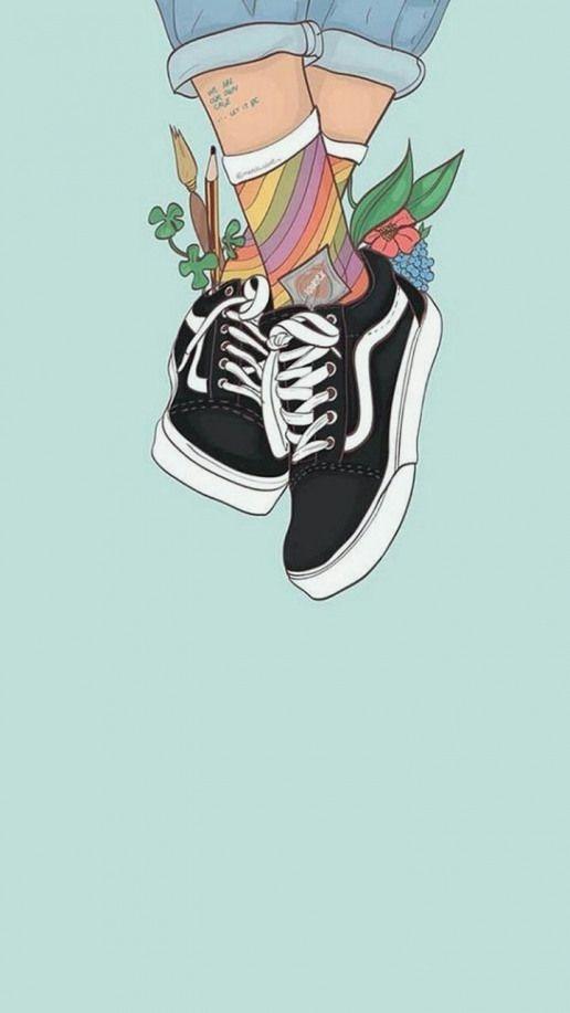Vans Vans Fondos Hipster Wallpaper Cute Cartoon Wallpapers
