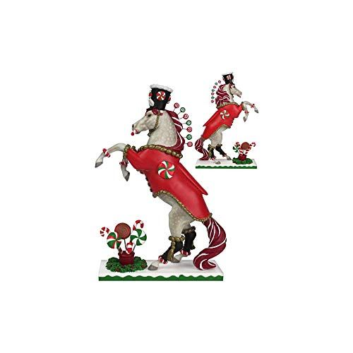 Trail of Painted Ponies 2018 Nutcracker Sweet Dillards Exclusive Christmas Holiday 10.5 Resin Horse Figurine