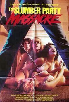 The Slumber Party Massacre directed by Amy Holden Jones