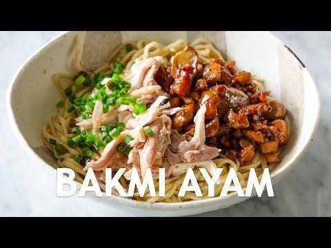 Resep Mie Ayam Special Legendary Recipe Youtube Resep Makanan Asia Resep Masakan Cina Resep Masakan Asia