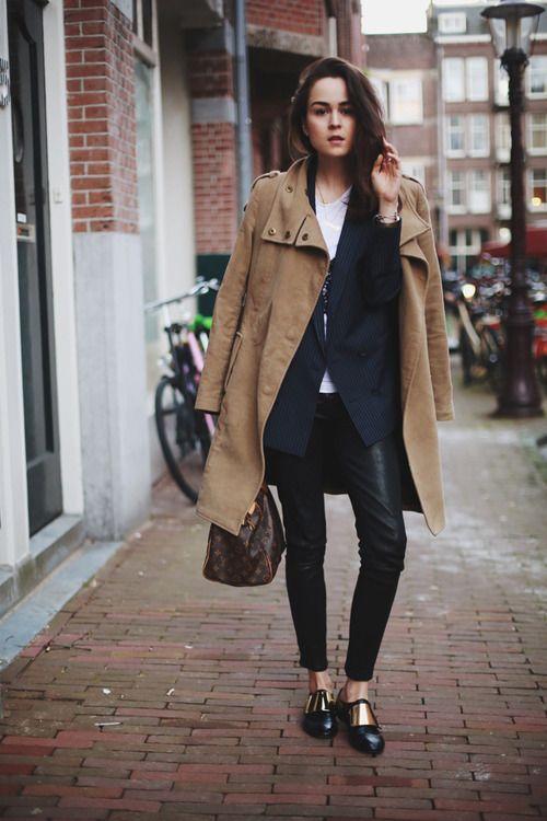 chic winter style