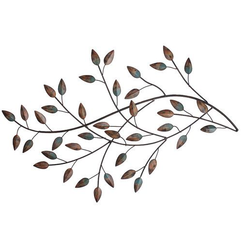 Found it at Wayfair - Blowing Leaves Wall Décor
