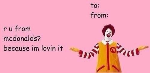 14 Valentine S Day Cards To Express Your Love In Food Puns In 2021