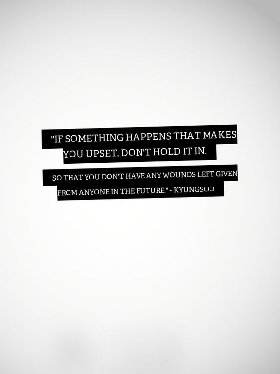 exo quotes kyungsoo typography pinterest chang 39 e 3