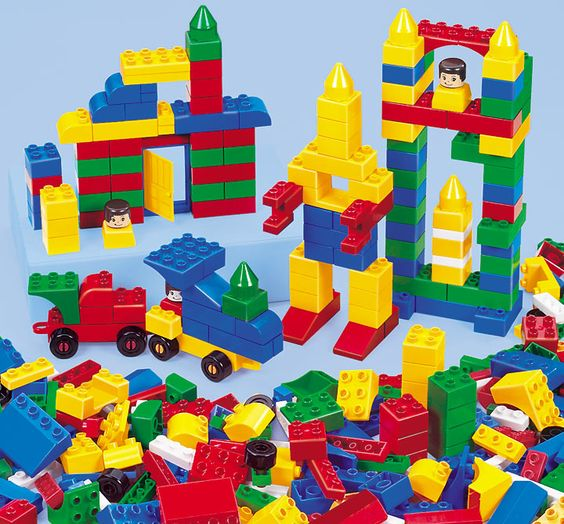 Lakeshore Classroom Decor ~ Best buy jumbo building bricks class set pieces