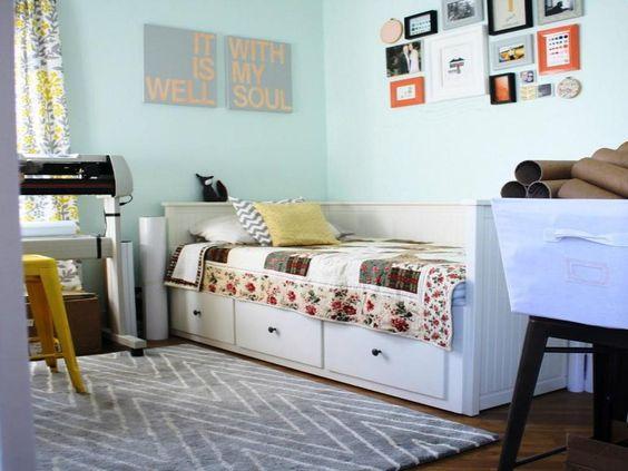 Google Images Daybeds : Hemnes daybed kids room s?k p? google barnrum blandat