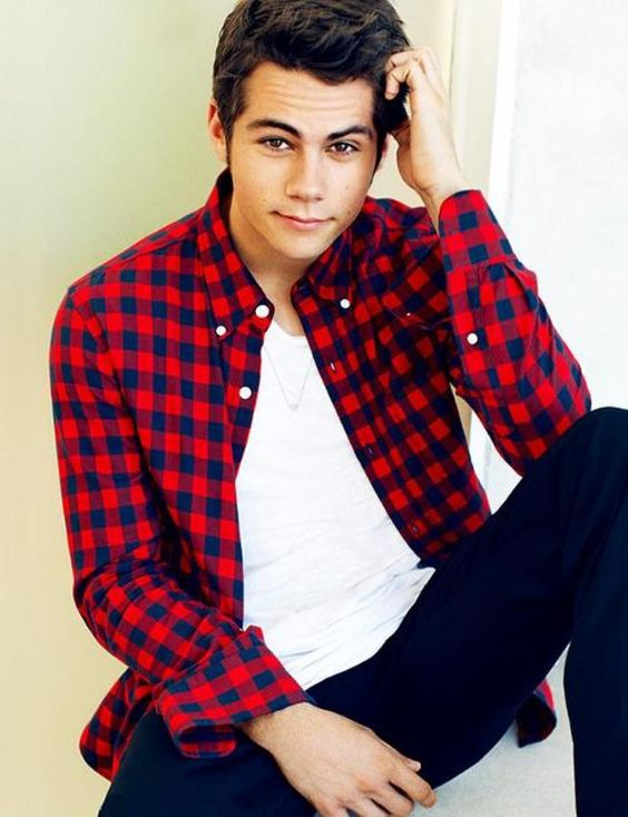 """Dylan O'Brien...he is just too cute. Stiles on """"Teen Wolf"""".  Thomas in the upcoming movie """"The Maze Runner"""""""