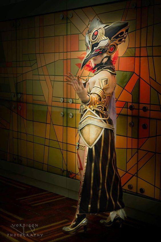 Cia / Cya  by Termina Cosplay   #HyruleWarriors #HyruleWarriorsLegends