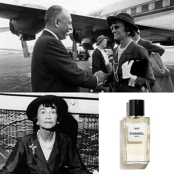 1957 Les Exclusifs de Chanel