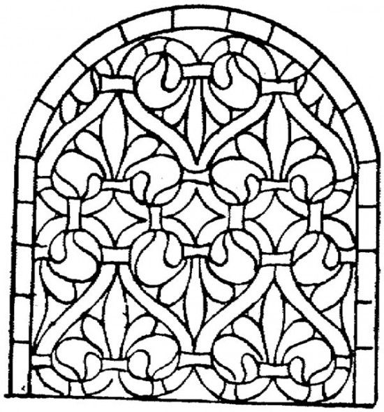 printable mosaic coloring pages for free - Mosaic Coloring Books