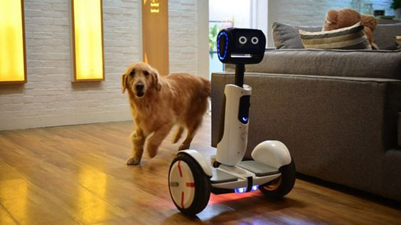 Da mezzo di trasporto ad assistente robot #energYnnovation