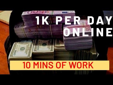 Free 1k A Day Fast Track  Training Program