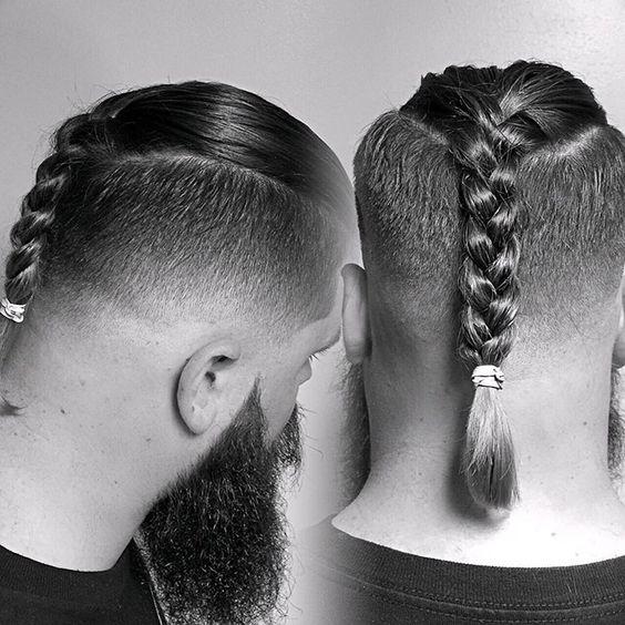 men long hairstyles white men