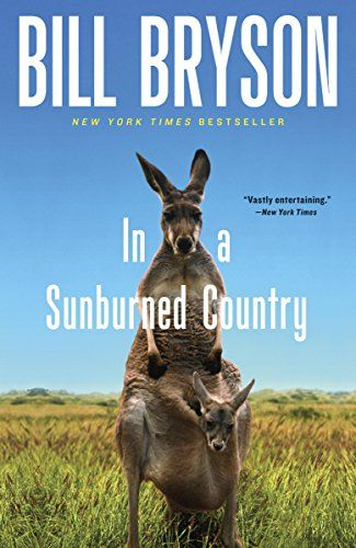 In a Sunburned Country by Bill Bryson http://www.amazon.com/dp/B000Q9ISSQ/ref=cm_sw_r_pi_dp_i-ZEwb0GXTBDZ