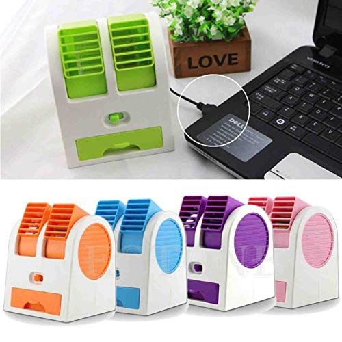 Micmac Mini Usb Fragrance Air Conditioner Cooling Fan Cooling