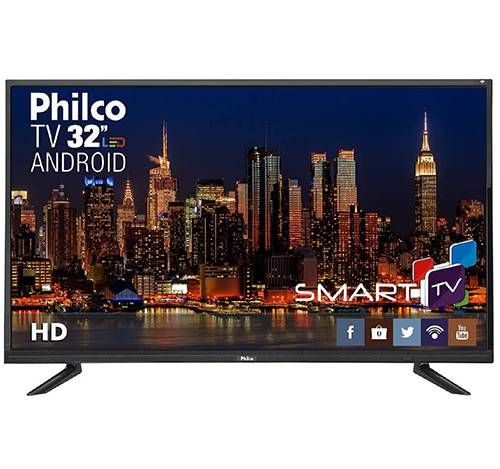 Smart Tv Led 32 Philco Ptv32e20dsgwa Hd Com Conversor Digital 2