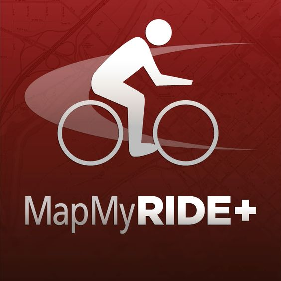 Map My Ride app. Awesome for recording bike rides, walks, dog walks, even cleaning! Shows you your route and how many calories burned. Love it!
