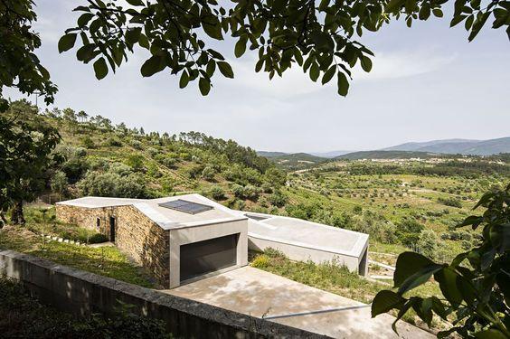 Casa Na Gateira - Penela / Portugal / 2014