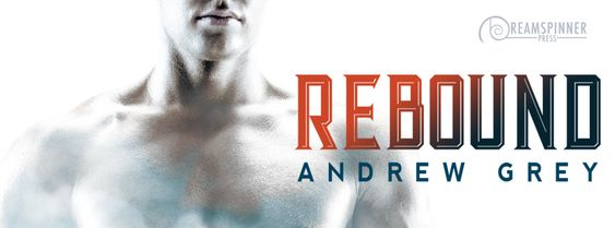 ~Guest Post~Rebound by Andrew Grey~