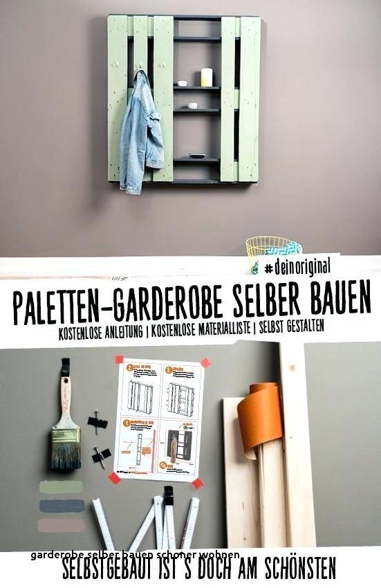 Paletten Garderobe Anleitung Wohnideen Inneneinrichtung