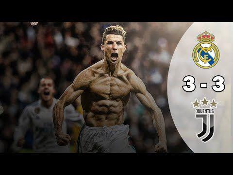 ملخص مباراة ريال مدريد ويوفنتوس 4 3 ربع نهائي دوري الابطال 2018 جنون المعلقين Hd Youtube Islam Hadith League Champion